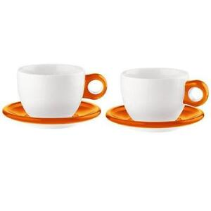 Cuccino Cups And Saucers