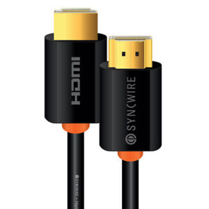 Pro-Grade 4K HDMI TV 1 Meter Cable - NEW*