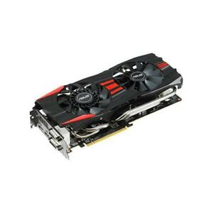Asus Radeon R9 280X Direct CU II TOP