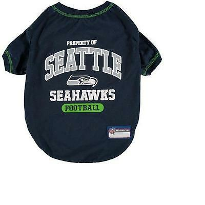 Seattle Seahawks NFL dog pet Tee Game Shirt  all sizes