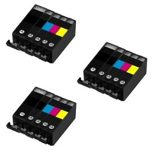 Compatible Printer ink Cartridges Canon PGI-525 CLI-526 ...