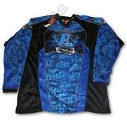 Blue Paintball Jersey