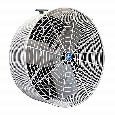 0596 New Schaeffer Air Circulator Fan 20 115v 1speed Stationary - Gvk20