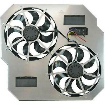 Flex-a-lite Dual Electric Fan Kit For 03-09 Dodge 5.9L 6.7L Cummins Diesel 264