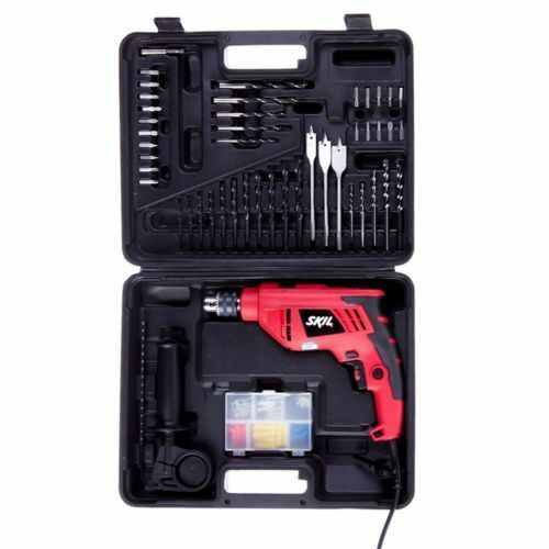 Skil Impact Drill Machine Kit (13 mm)
