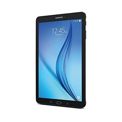 "Samsung Galaxy Tab E 9.6"" 16GB Black Wi-Fi SM-T560NZKUXAR"