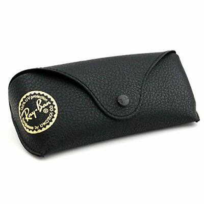 genuine Ray-Ban black semi-rigid case sunglasses glasses wayfarer hard (Wayfarer Sunglasses Case)