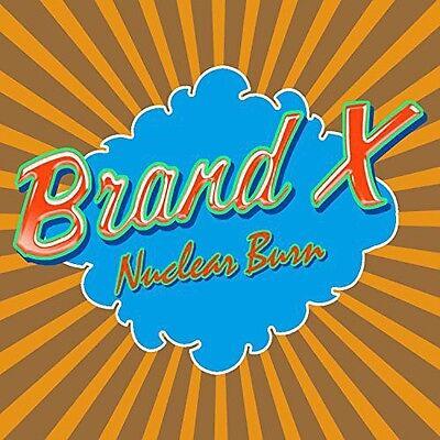 Brand X - Nuclear Burn [New CD] UK - Import