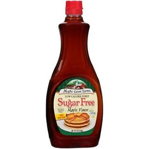No carb maple syrup