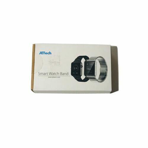 Jetech Smart Watch Band - Black 2106 - SA- 2E01 (3826)