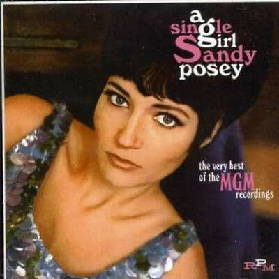 Sandy Posey - Single Girl: Very Best Of MGM Years [New CD] UK -