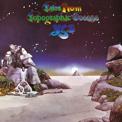 Yes   Tales From Topographic Oceans  Expanded Edition  New Cd  With Dvd Audio Di