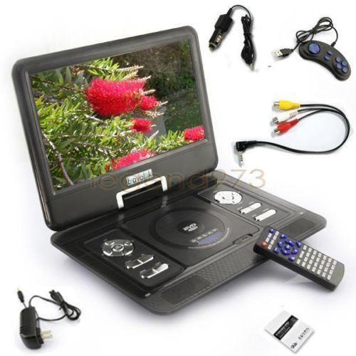 Portable T V S : Dvd player vga ebay