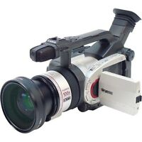 Canon GL1 VIDEO CAMCORDER MOVIES