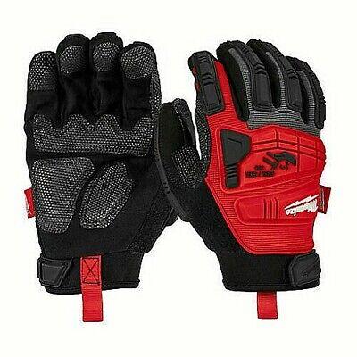Milwaukee 48-22-8752 Impact Demolition Gloves Lg-9