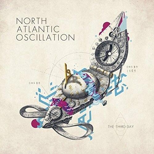 NORTH ATLANTIC OSCILLATION - THE THIRD DAY (LIMITED EDITION)  VINYL LP NEU
