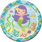 Little Mermaid Party Plates