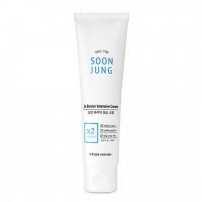 [Etude House] Soon Jung 2X Barrier Intensive Cream 60ml