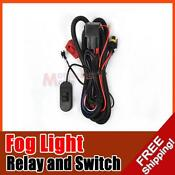 Universal Fog Light Switch