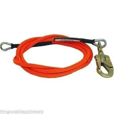 Tree Climber Flipline12 X 12 Steel Coresteel Locking Swivel Snap12-strand