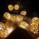 Battery Cotton Balls 5V String & Fairy Lights