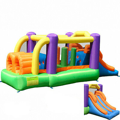 Inflatable Obstacle Pro Racer Bounce House Bouncer