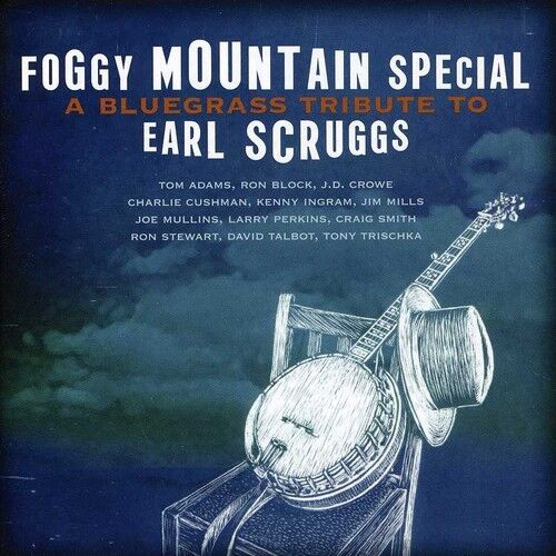 Various Artists - Foggy Mountain Special: A Bluegrass Tribute / Various [New CD]
