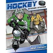 Hockey Sticker Book