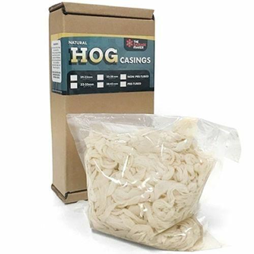 "Sausage Maker Hog Casings - 38-42 Mm (1 1/2""-1 3/4"") - Makes 95 Lbs Model# 21400"