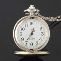 NEW QUARTZ POCKET WATCHES WITH CHAIN