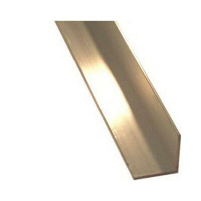 Steelworks Boltmaster Offset Anodized Aluminum Angle 116 X 12 X 34 X 36-in.