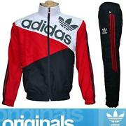 adidas Black Red Jacket