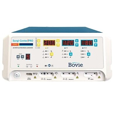 Bovie Surgicenter Pro 200w Electrosurgical Generator A2350 New - 4 Yr Warranty