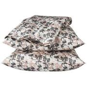 Floral Twin Sheet Set