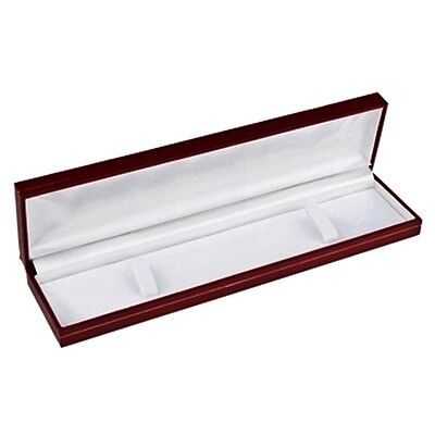 6 Rosewood Bracelet Jewelry Display Gift Boxes
