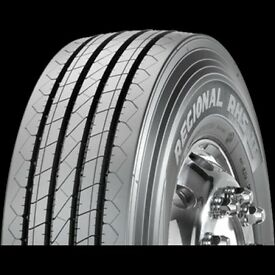 TRUCK TYRES- MICHELIN AND GOODYEAR- 275 X 70 X R22.5- BRAND NEW RIMS INCLUDED