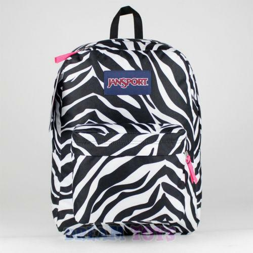 Girls Jansport Backpack | eBay