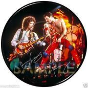 Freddie Mercury Signed