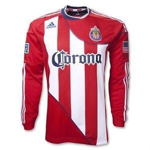 adidas Chivas Jersey 1414530a226cc