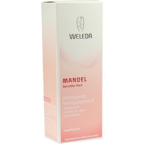 WELEDA Mandel wohltuende Reinigungsmilch 75 ml PZN 2064530