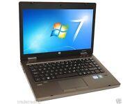HP Probook 6570b Intel Core i3 2nd Gen 4GB 320GB Webcam Laptop Windows 7 Cheap