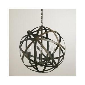 Industrial Chandelier | eBay