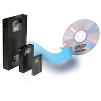 Home Movie Transfer to DVD