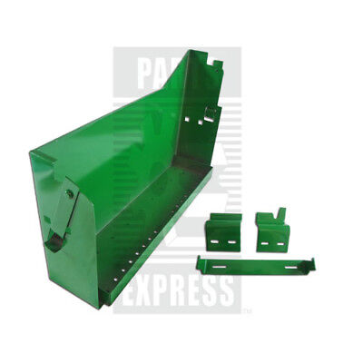 John Deere Battery Box Part Wn-ar40208 For Tractor 2510 2520 3010 3020 4000 4010