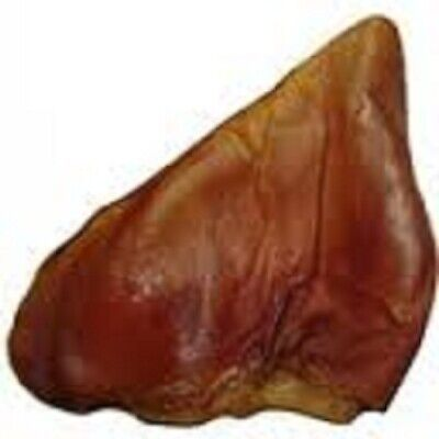 BAG OF10 HOLLINGS EXTRA LARGE PIGS EARS,FREE POST