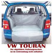 Kofferraumschutz Touran