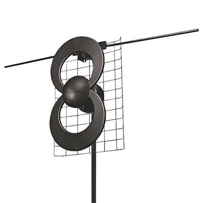 ClearStream 1 Convertible Indoor/Outdoor HDTV Antenna with M