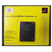 Official PS2 Memory Card