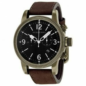 Mens Burberry Chronograph BRAND NEW BU7810