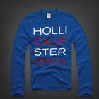 Hollister Solid T-Shirts for Men